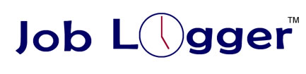 Job Logger Logo - No more time cards